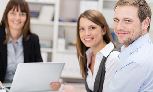 Triaccount boekhouding persoonlijk contact